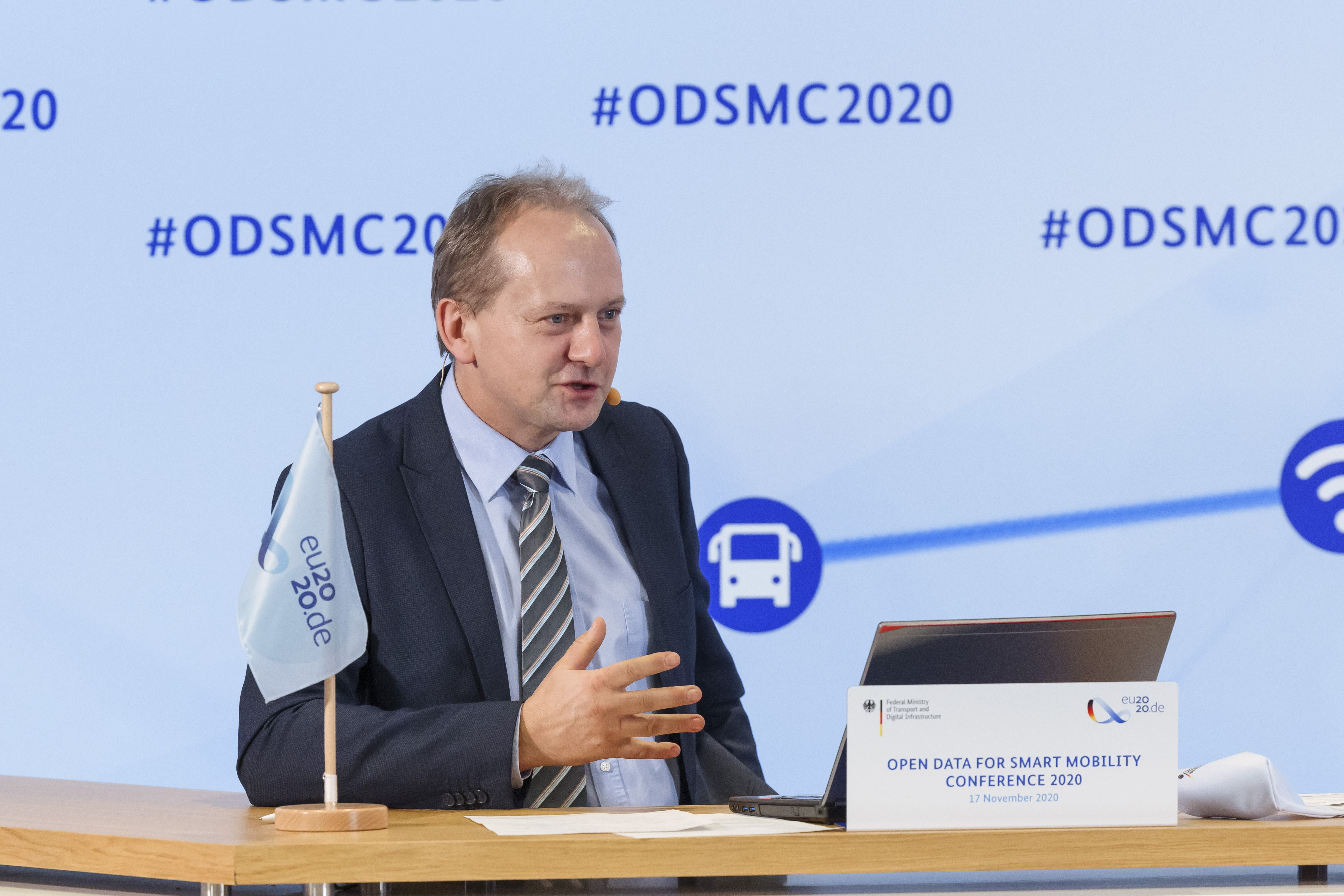 Christian Schlosser, Referatsleiter im BMVI