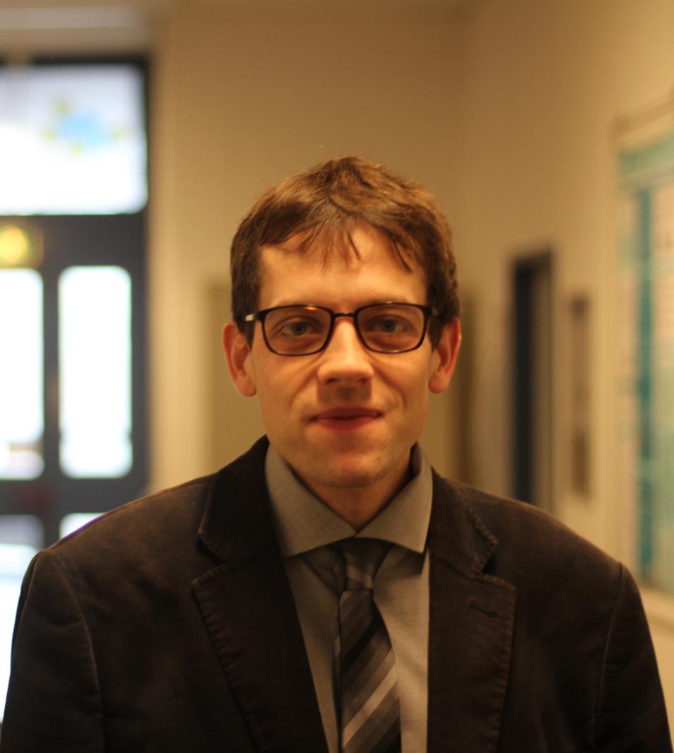 Johannes Schering, wissenschaftlicher Mitarbeiter in der Abteilung für Wirtschaftsinformatik VLBA der Universität Oldenburg