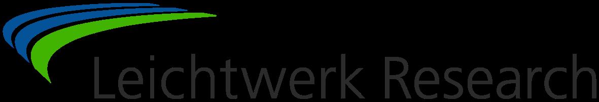 Leichtwerk Research Logo