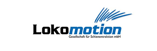 Lokomotion Gesellschaft für Schienentraktion Logo