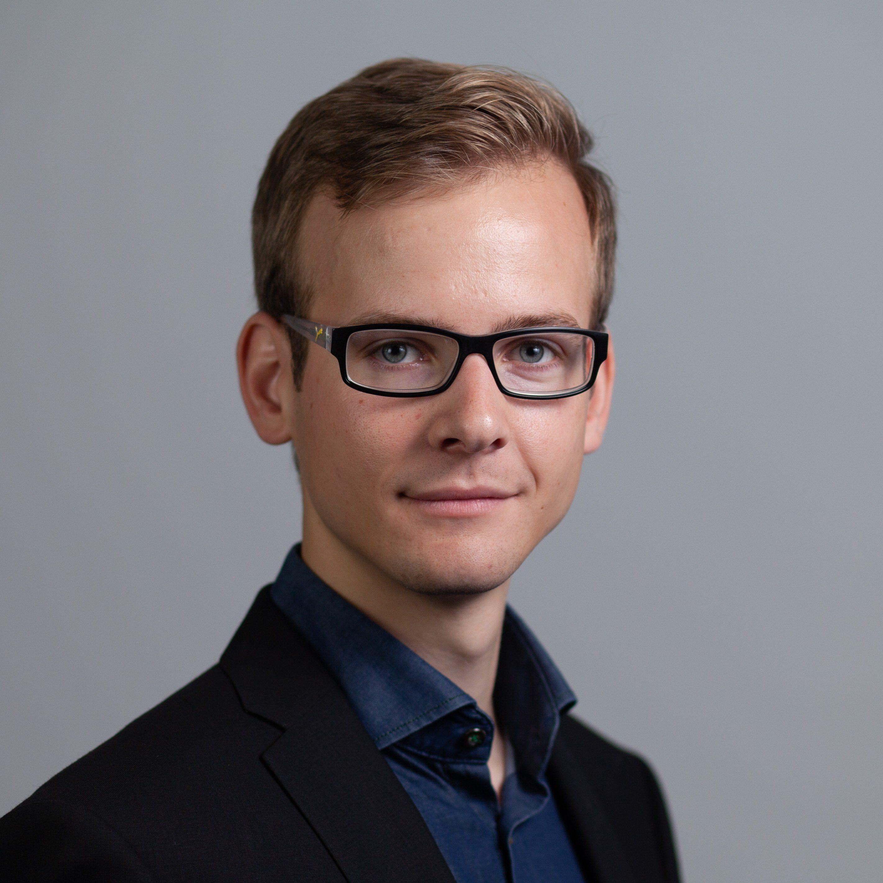 René Apitzsch, wissenschaftlicher Mitarbeiter an der TU Chemnitz