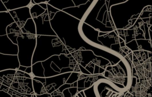 Testfeld Düsseldorf schematisch blurred
