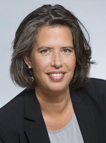 Dr. Tamara Zieschang, Staatssekretärin im Bundesministerium für Verkehr und digitale Infrastruktur. Foto: Laurence Chaperon